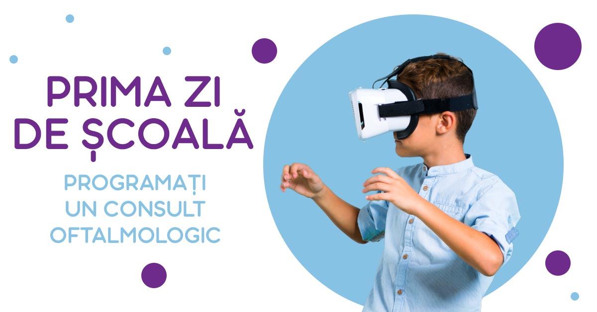 Programați un consult oftalmologic