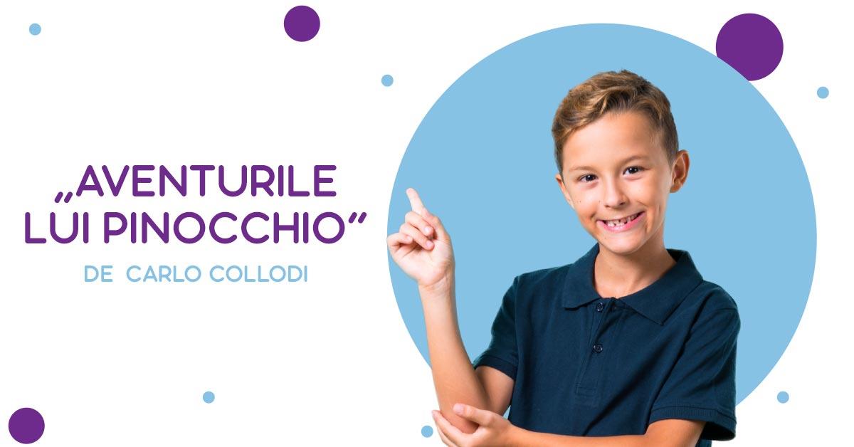 """""""Aventurile lui Pinocchio"""""""