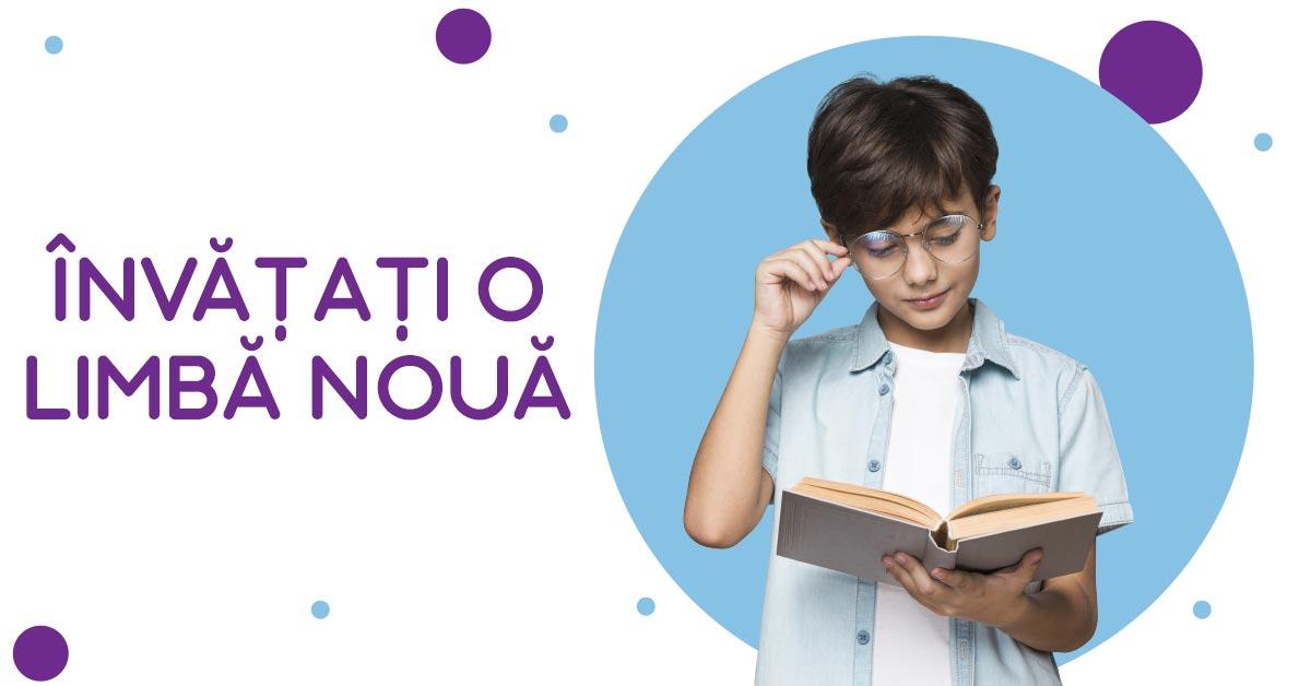 Învățați o limbă nouă