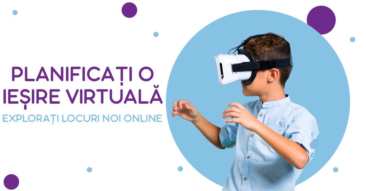 Explorați locuri noi online